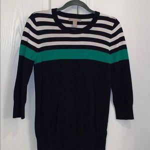 Banana Republic 3/4 sleeve sweater